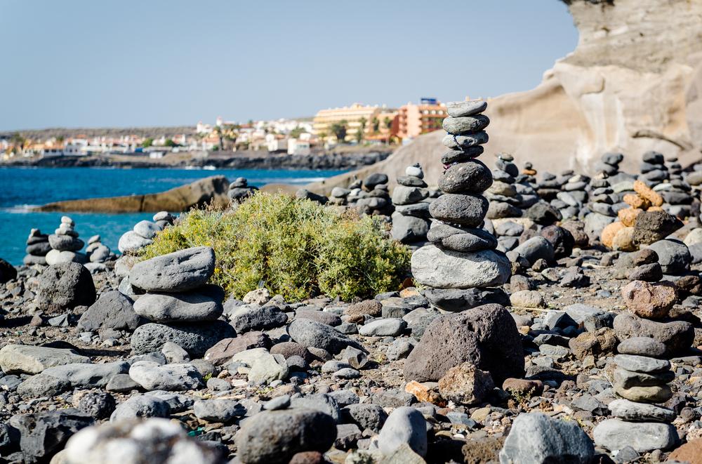 Art of stone balance