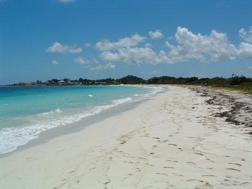 Jabberwock Beach in Antigua