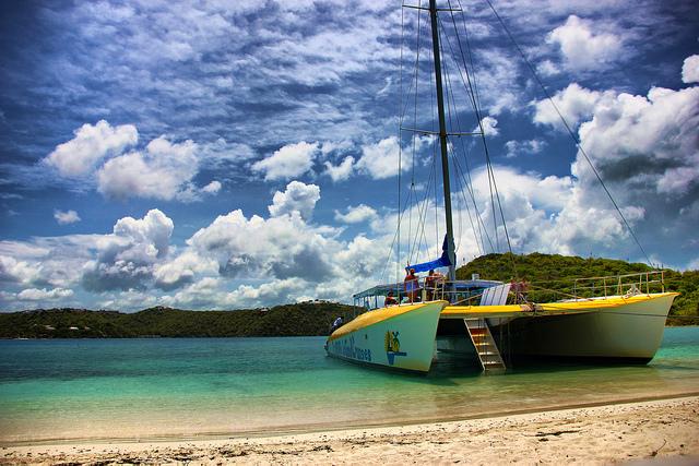 Catamaran Tour in Antigua
