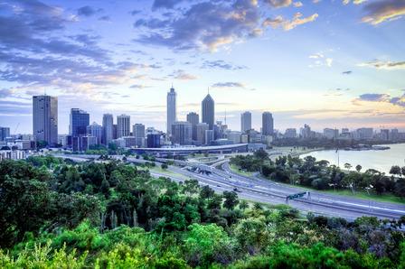 City of Perth Australia
