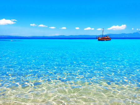 Crete paradise bay