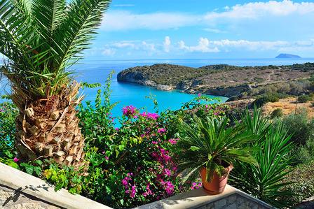 Crete Sea view