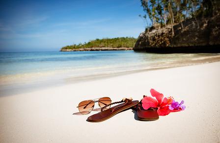 Cuba beach holiday