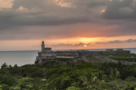 Cuba port of Havana