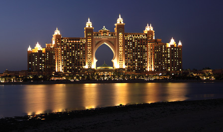 Dubai Antlantis Palm Hotel
