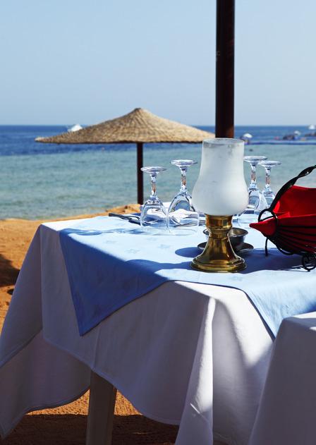 Sharks Bay Resort Restaurant