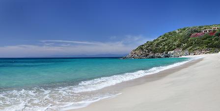 Sardinia beach Italy