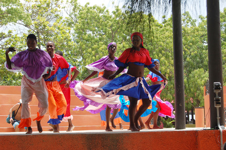 Falmouth Jamaica Tribal Dance