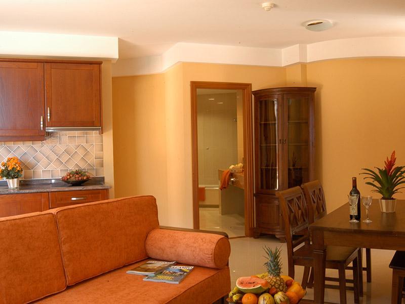 Aparthotel El Galeon La Palma standard apartment