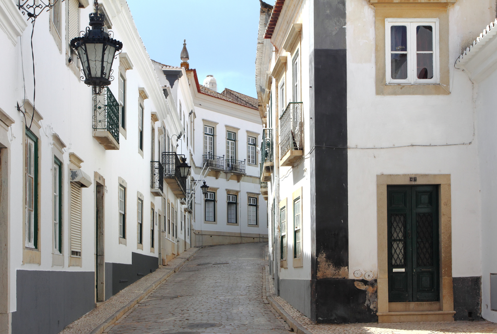 faro old district