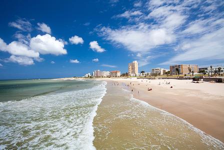 SOUTH-AFRICA Hobie Beach, Port Elizabeth, South Africa