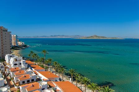 Murcia Spain coastline