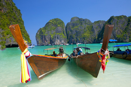 Thailand Ko Phi Phi Island