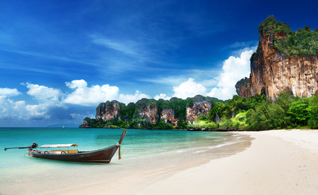 Krabi Thailand The Beach