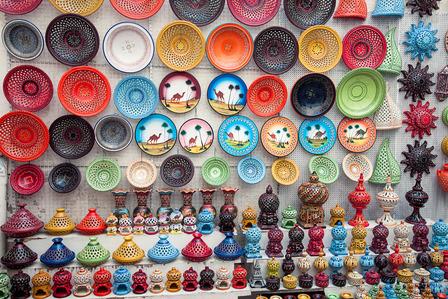 ceramic arts Djerba Tunisia.