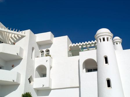 Modern Architecture Skanes Tunisia