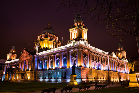 Belfast City Hall United Kingdom