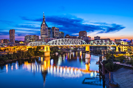 Nashville Tennessee USA