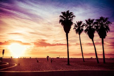 Venice Beach California, USA.