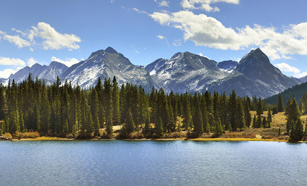 Colorado Mountains USA